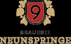 Logo der Brauerei Neunspringe