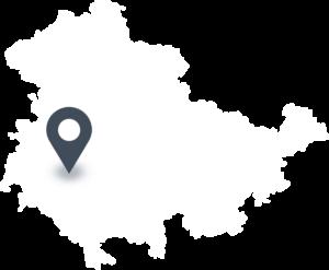 Karte mit dem Standort von Thüringer Landstolz